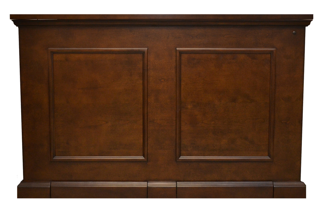 "TV Lift Cabinet for 65"" Flatscreen TVs - Grand Elevate by Touchstone, Espresso 74008"