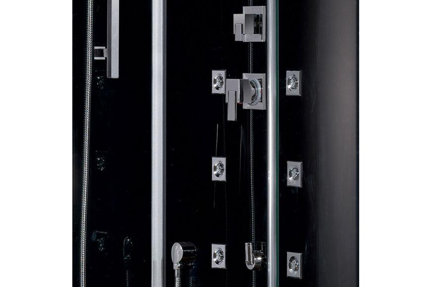 "Ariel Platinum DZ960 One Person Steam Shower (39""L x 35""W x 89""H)"
