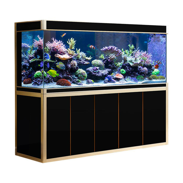 Aquadream 360 Gallon Glass Aquarium Fish Tank