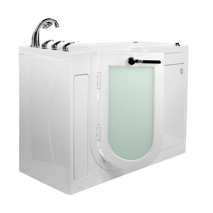 Ella's Bubbles Mobile – Acrylic Outward Swing Door Walk In Tub (26″W x 45″L x 42″H)