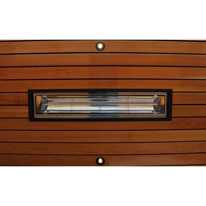 "Electric Schwank 33"" - 3000 Watt Single Element Infrared Electric Heater"
