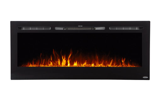 "Mounted Electric Fireplace - Sideline 50"" by Touchstone - ambienthomeus"