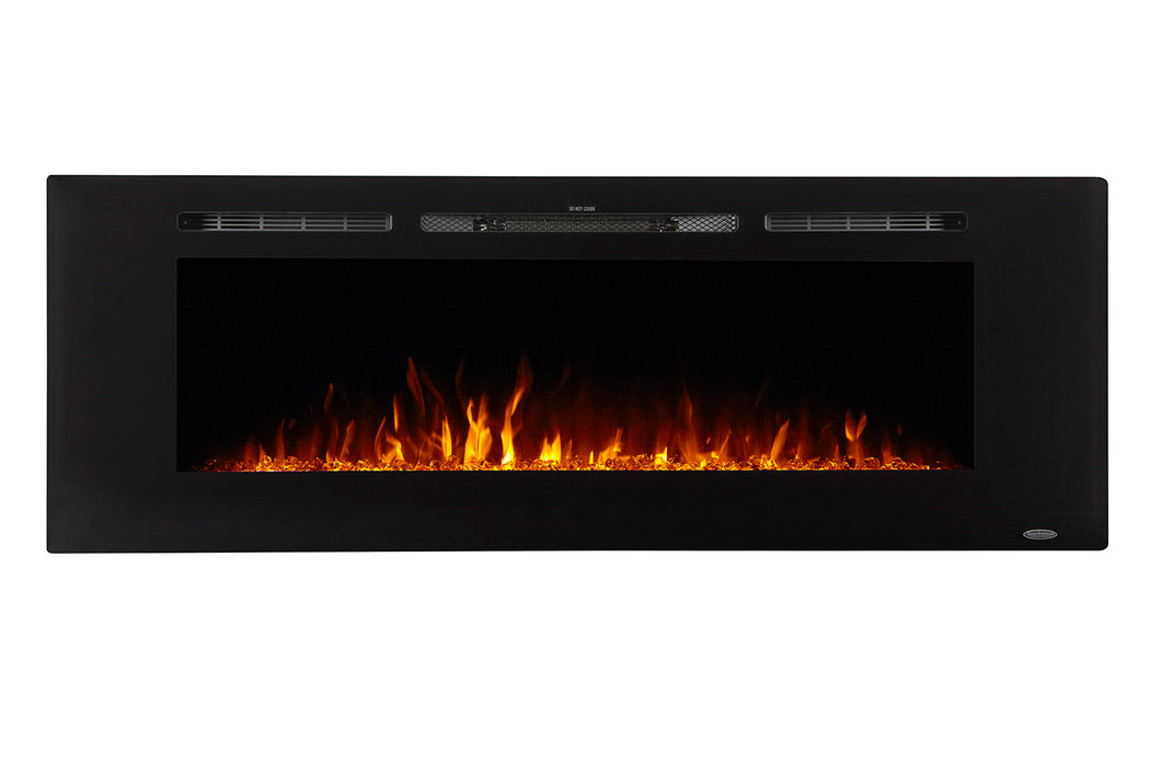 "Touchstone Sideline 60"" - Recessed Electric Fireplace 80011"