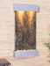 Water Wall with Rainforest Marble Panel - Whispering Creek by Adagio - ambienthomeus