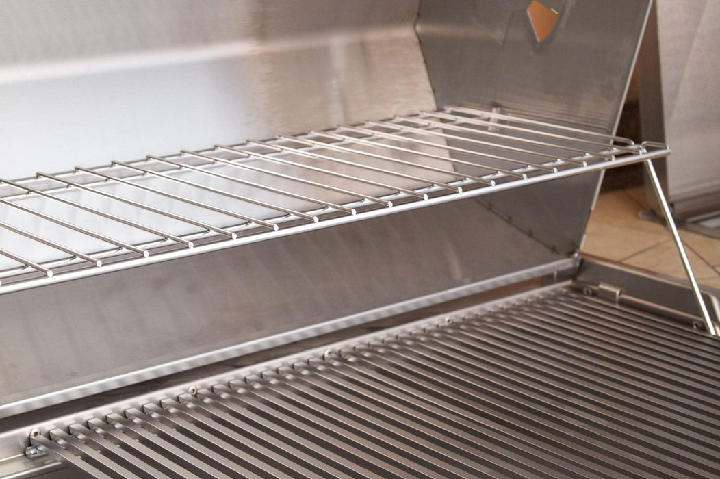 "Fire Magic Stainless Steel 30"" Portable Charcoal Grill 24-SC01C-61"