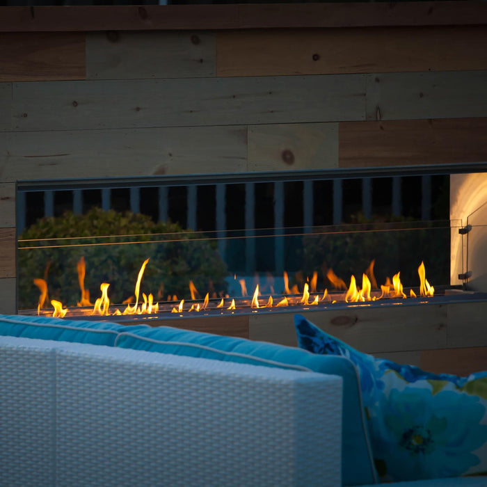 "Firegear Outdoor 60"" -  Kalea Bay Linear Fireplace"