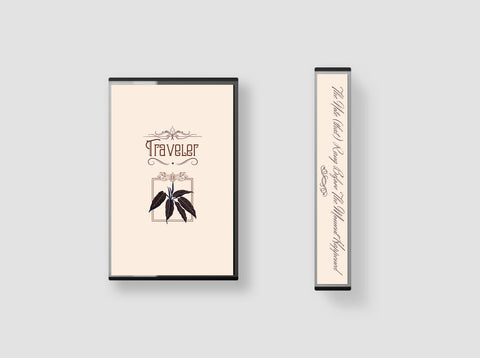 Traveler - The Note Rang Before The Moment Happened Limited Edition Cassette