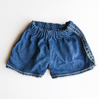 Upcycled Baby Shorts and Bloomers Pattern and Tutorial