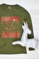 ugly sweater cut file