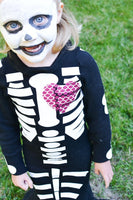 skeleton mermaid costume diy