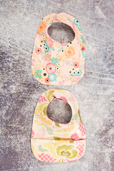 Baby Bib Sewing Tutorial AND Pattern