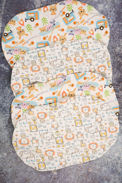 Baby Burp Cloth Sewing Tutorial AND Pattern