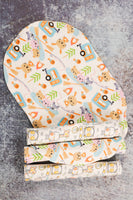 Free Baby Burp Cloth Sewing Pattern