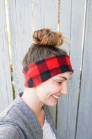 Ear Warmer Sewing Pattern AND Instructions
