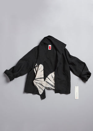 Load image into Gallery viewer, Kumo Merchant Jacket in Anthracite + Ecru