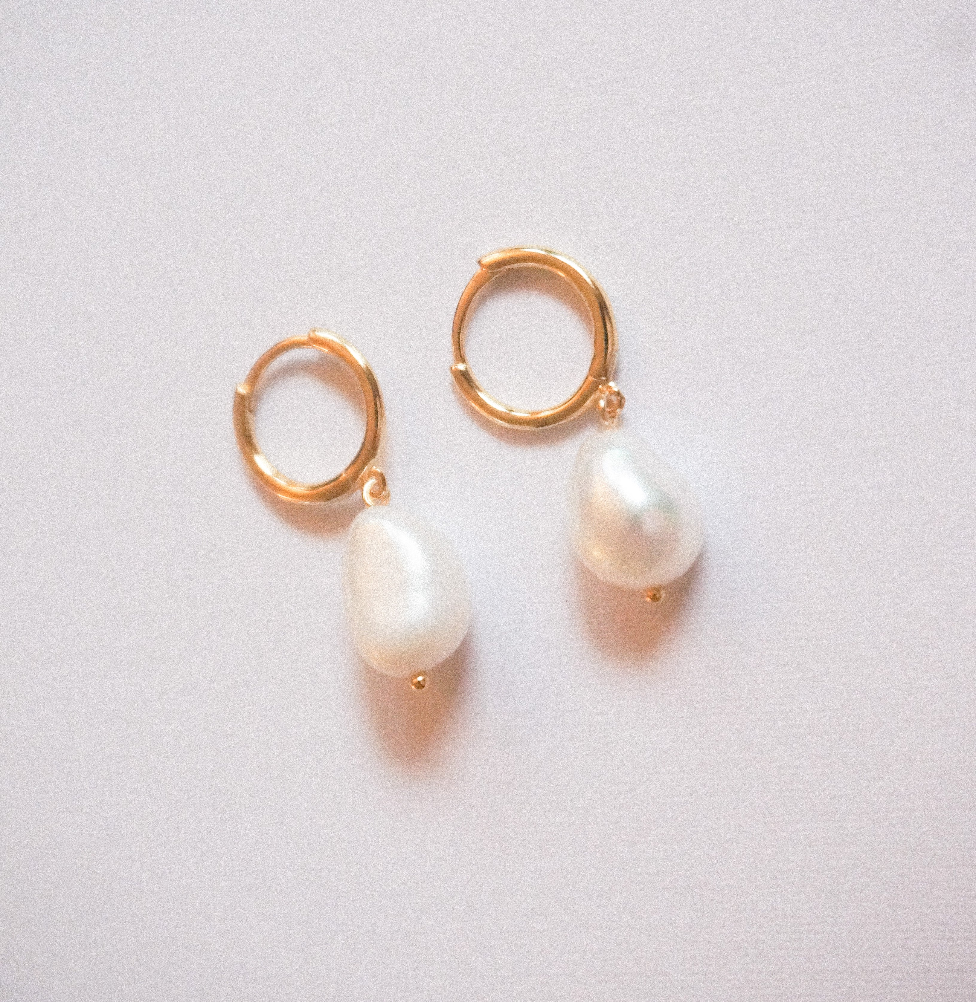 the pearls | 18 karat gold