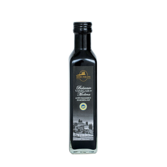 Balsamic Vinegar from Modena, Italy - Glass Bottle