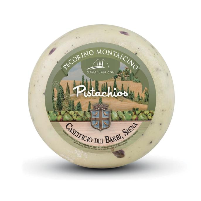 PECORINO DI MONTALCINO WITH PISTACHIOS WHEEL