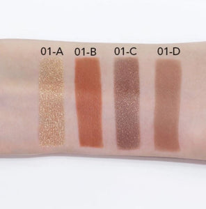 O.TWO.O Morocco Eyeshadow Palette