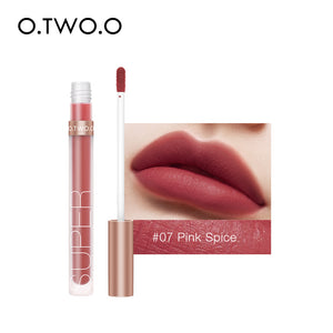 O.TWO.O Honey Velvet Matte Lip Glaze