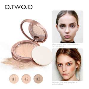 O.TWO.O Light Rose Gold Powder