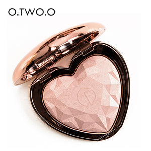 O.TWO.O Heart Shaped Highlighter
