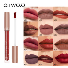 Load image into Gallery viewer, O.TWO.O Honey Velvet Matte Lip Glaze