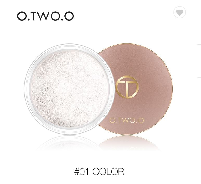 O.TWO.O Face Setting Loose  Powder