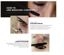 Load image into Gallery viewer, O.TWO.O Instant Oversize Volume  Gold Mascara