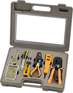 HTK-112 Network Installation 10 Pieces Tool Kit