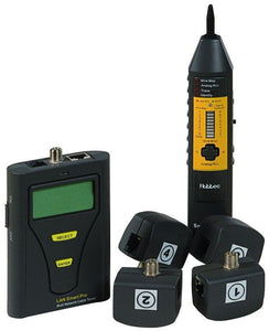 LANsmart Pro All-In-One Multi-Cable Network Tester and Probe Kit