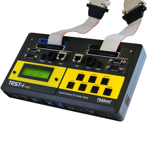 258011 TEST-i Pro Multi Function Data and PC Cable Tester (with DB25 Adaptor)