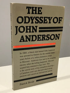 The Odyssey of John Anderson
