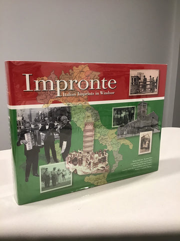 Impronte; Italian Imprints in Windsor
