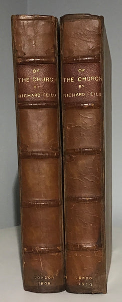 Of the Church (Two Volumes)