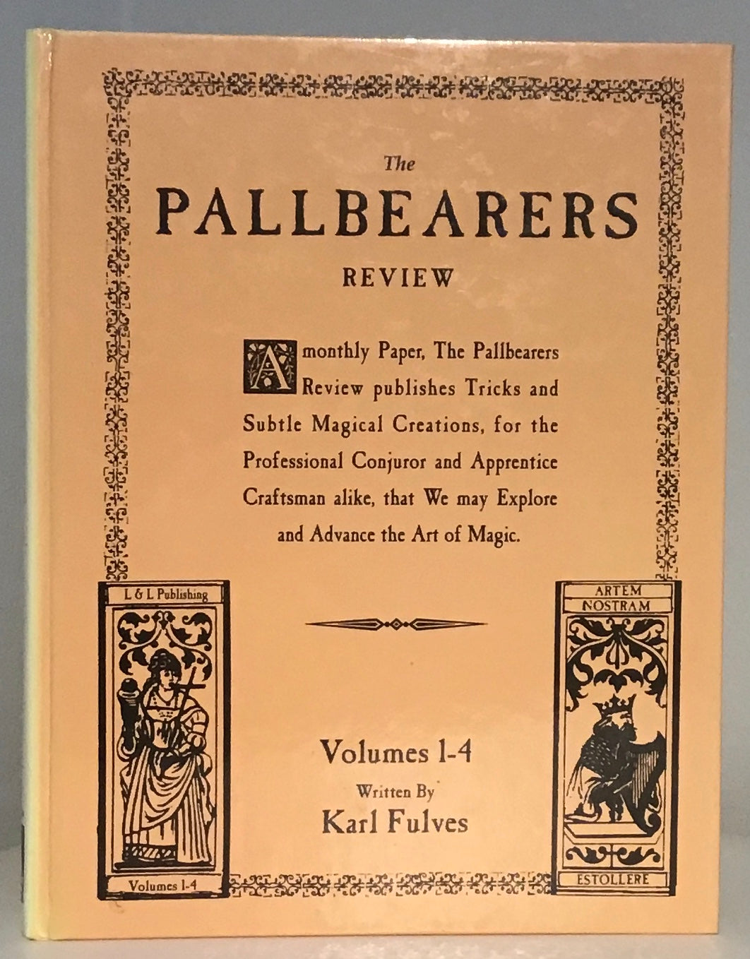 The Pallbearers Review (Volumes 1-4)