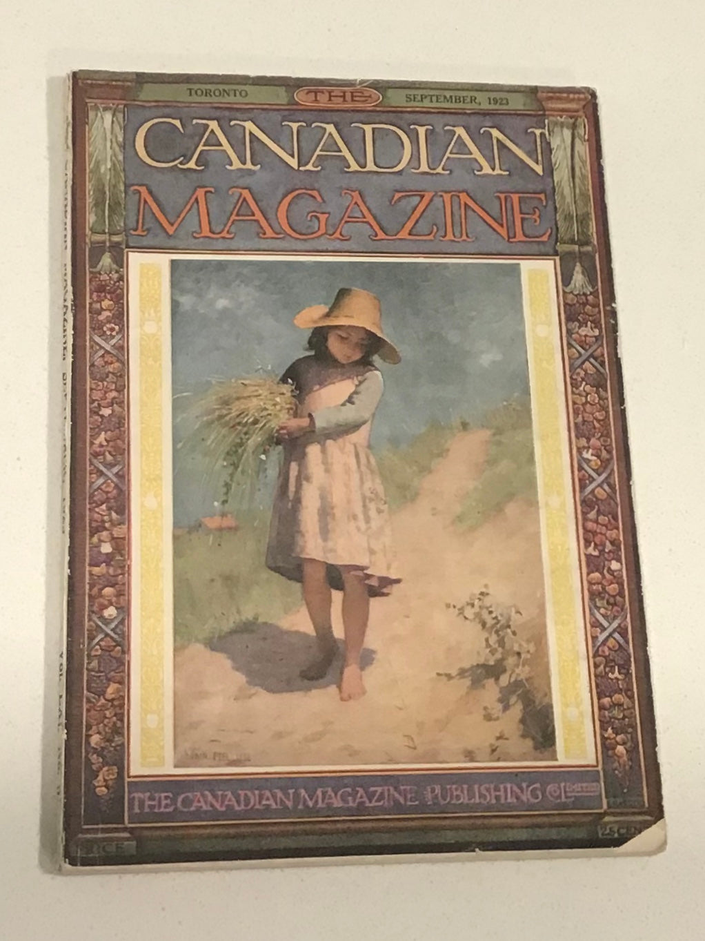 The Canadian Magazine  (September, 1923)