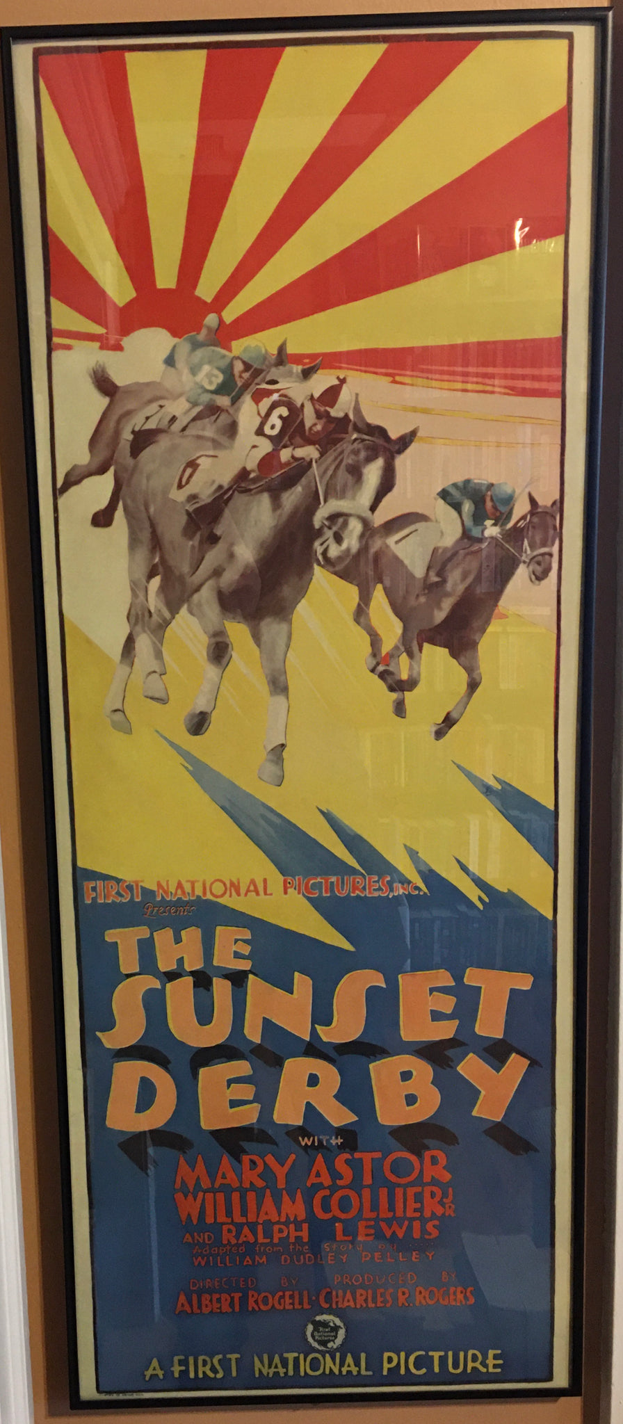 Sunset Derby  - Movie Poster