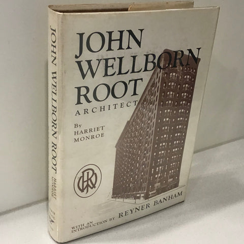 John Wellborn Root Architect