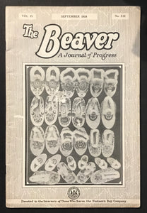 The Beaver: A Journal of Progress  (September, 1924)