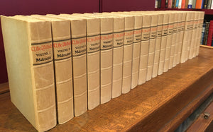 The bibelot (21 Volumes. Complete)
