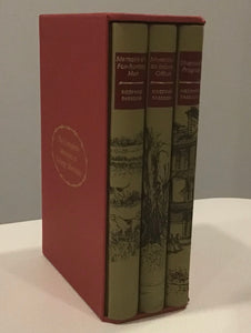 COMPLETE MEMOIRS OF GEORGE SHERSTON, BOX-SET CONTAINING: Memoirs of a Fox-Hunting Man, Memoirs of an Infantry Officer, Sherston's Progress