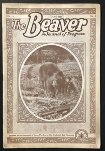 The Beaver: A Journal of Progress  (June, 1925)