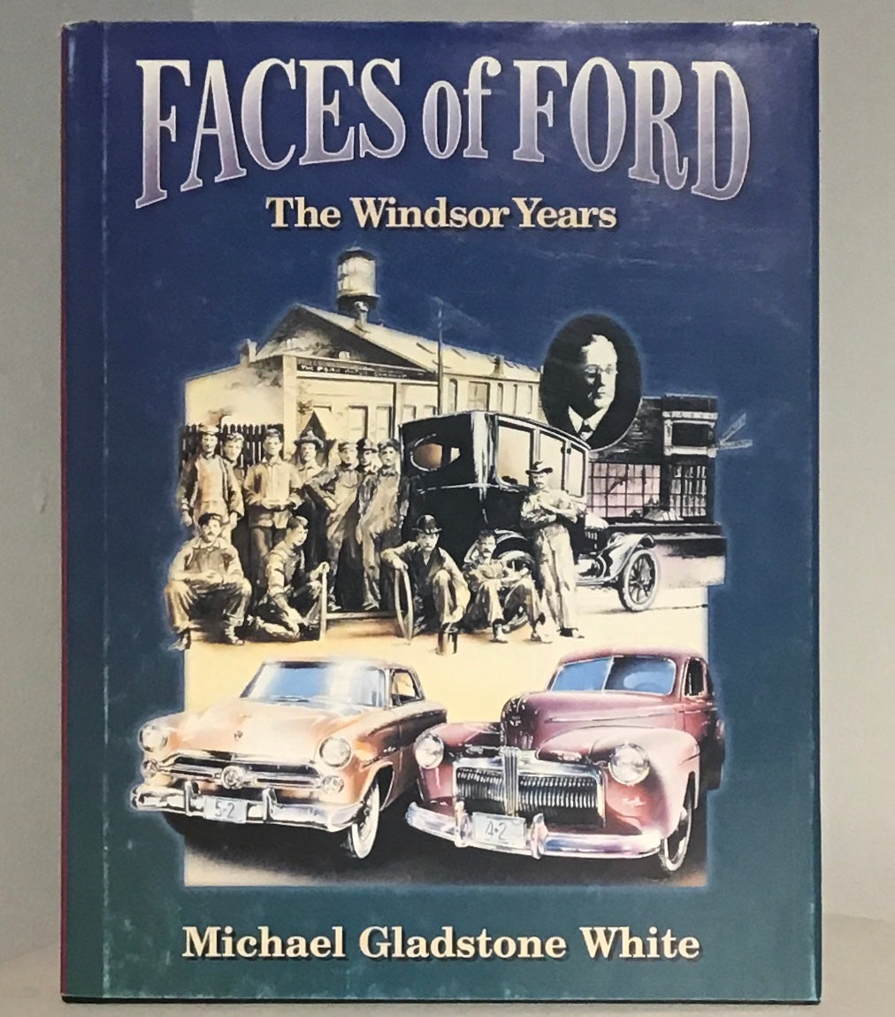 Faces of Ford: The Windsor Years