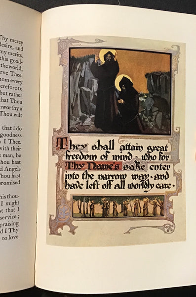 Of the Imitation of Christ (Sangorski and Sutcliffe binding)