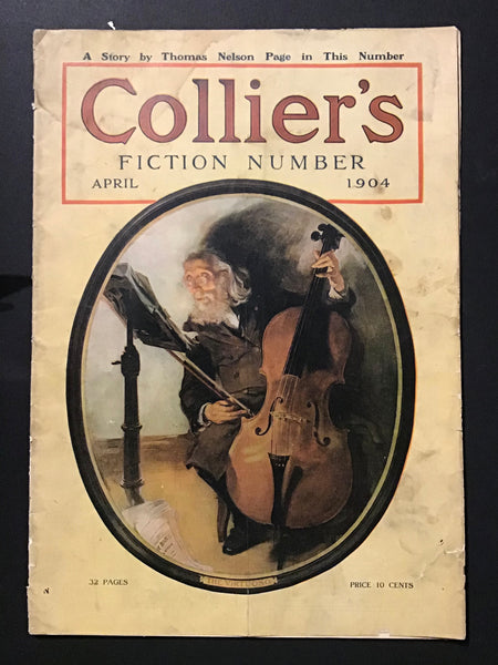 Collier's  - Fiction Number April 1904