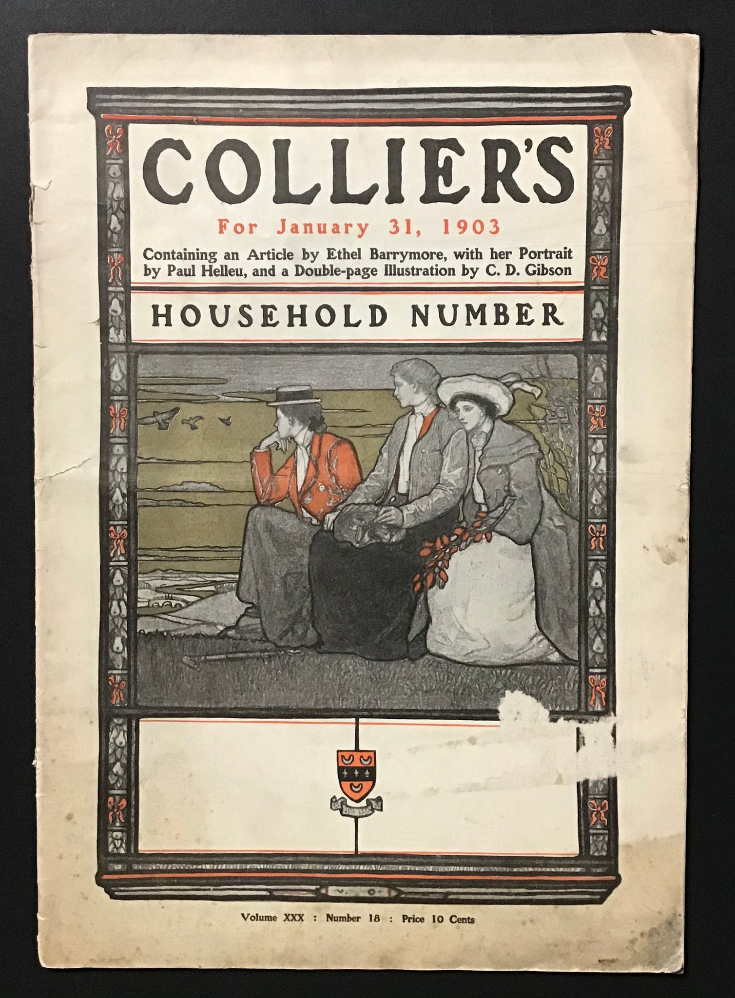 Collier's - For January 31, 1903