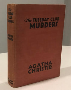 The Tuesday Club Murders