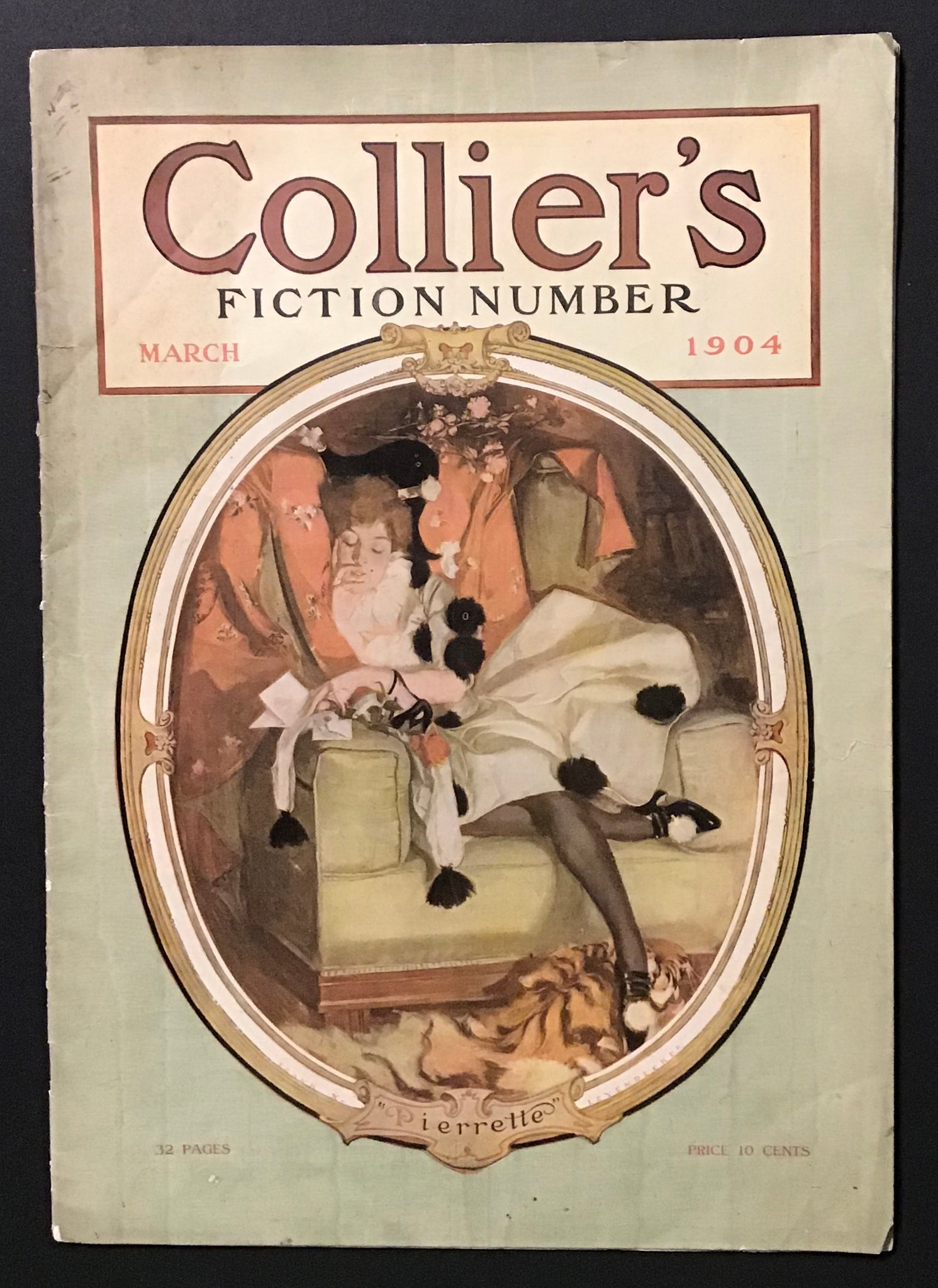 Collier's - Fiction Number March 1904 (March 12 issue)