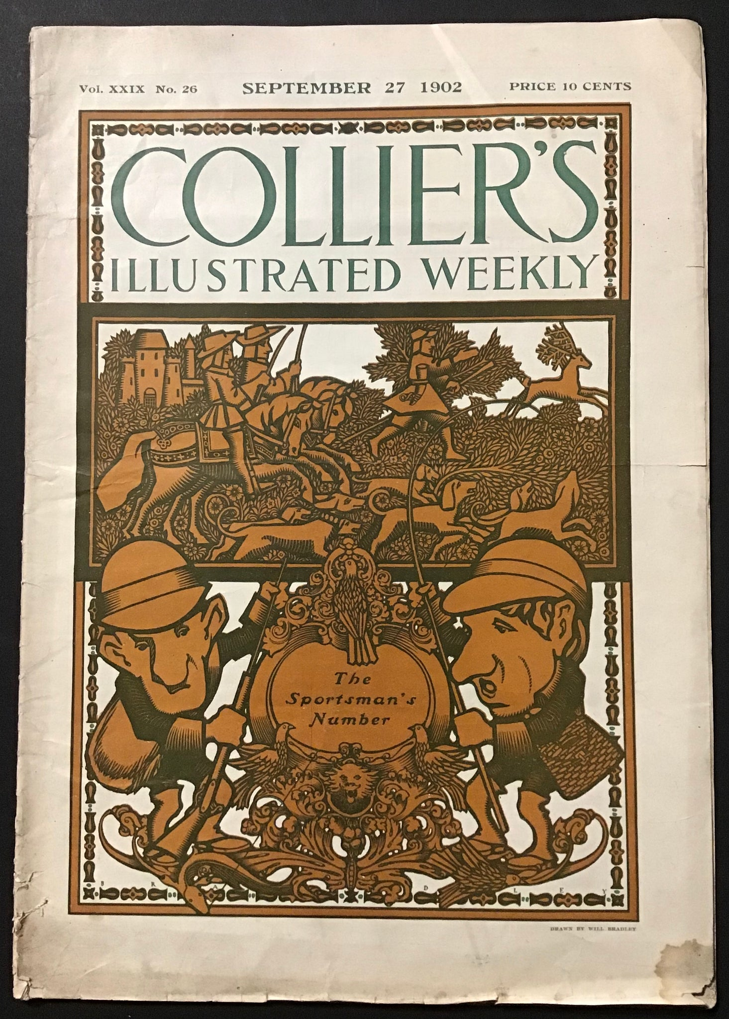 Collier's Illustrated Weekly - Sept. 27, 1902